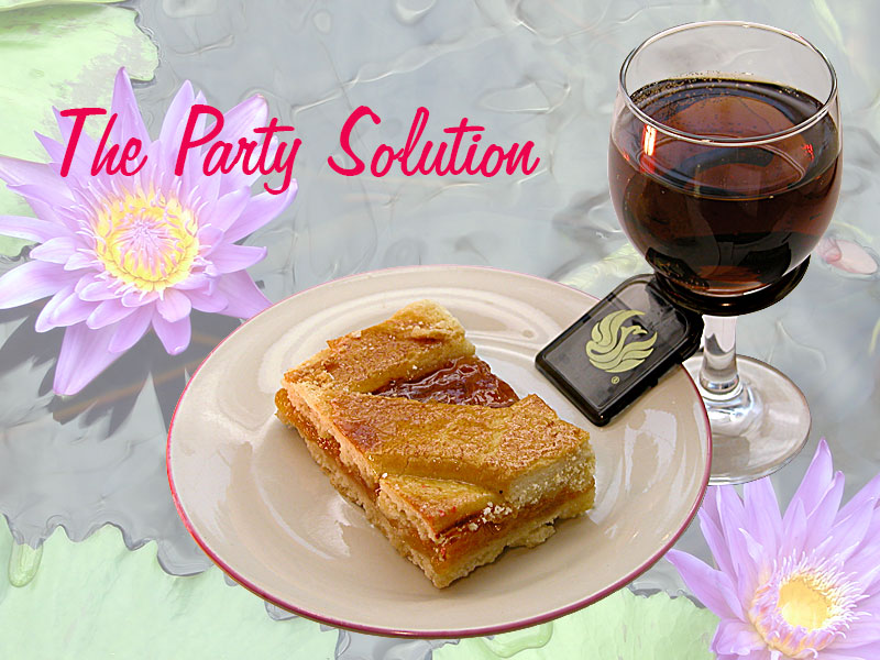 Party Solution Phoenician